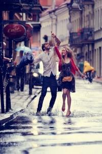 caught-in-the-rain