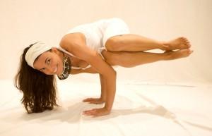 Kundalini Yoga Side Crow