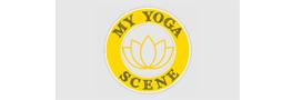yoga scene