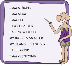 Affirmations are Healing