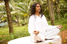 meditating yogi