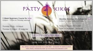 Patty Kikos Woollahra Yoga Classes Winter Spring