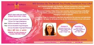 Patty-Kikos-October-Timetable-Kundalini-Yin-Yoga-Woollahra-Bondi-Bondi-Junction