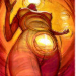 The sacredness of your sex glands & your sacral chakra