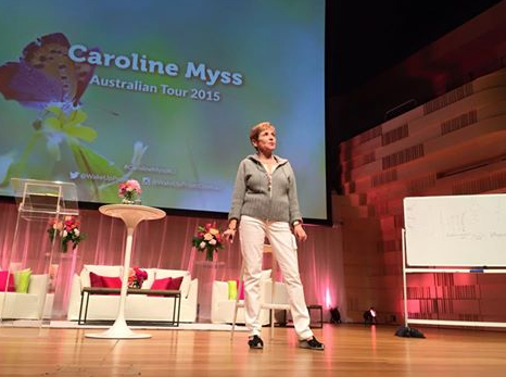Meeting Caroline Myss