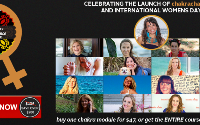 A Leap Into a Brand New Site – www.chakrachats.com